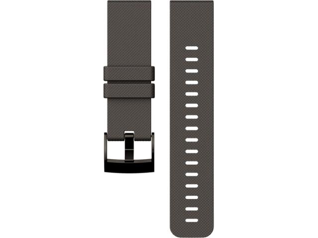 Suunto Traverse siliconen band, grijs